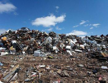 Събирането на строителен отпадък