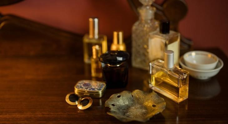 Необичайни съставки парфюма си
